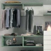 Easy Walk-in Closet