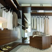 Bliss Walk-in Closet
