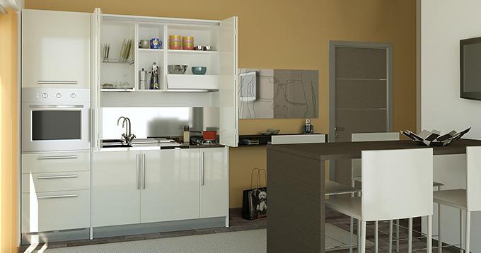 Vendita cucine on line moderne classiche monoblocco arredaclick