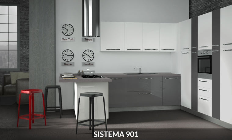 Awesome Mobili Componibili Cucina Contemporary - Skilifts.us ...