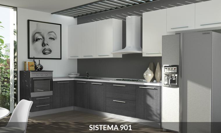 cucine componibili online - arredaclick - Cucine Componibili