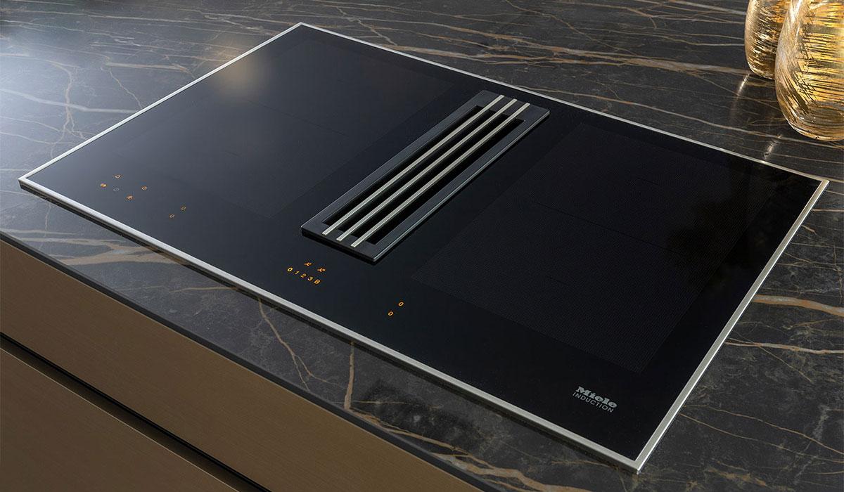 Plaque de cuisson à induction innovante