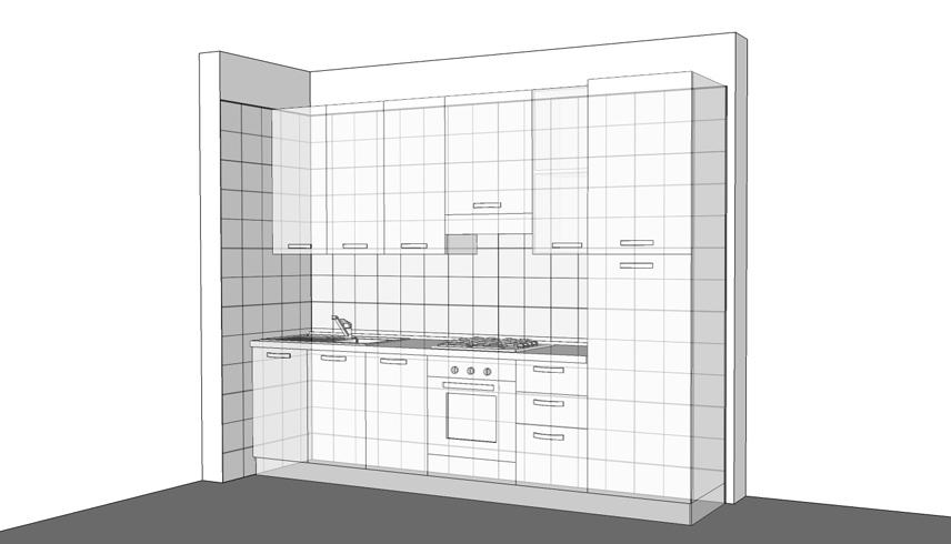 Guida impianti e rivestimenti cucina diotti
