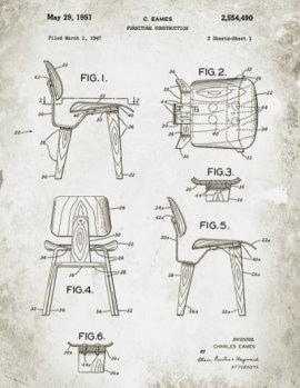 Charles eames arredaclick for Progettazione della costruzione domestica