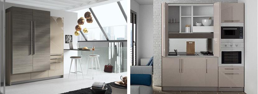 Comprare una mini cucina come scegliere arredaclick for Arredare cucine piccole dimensioni