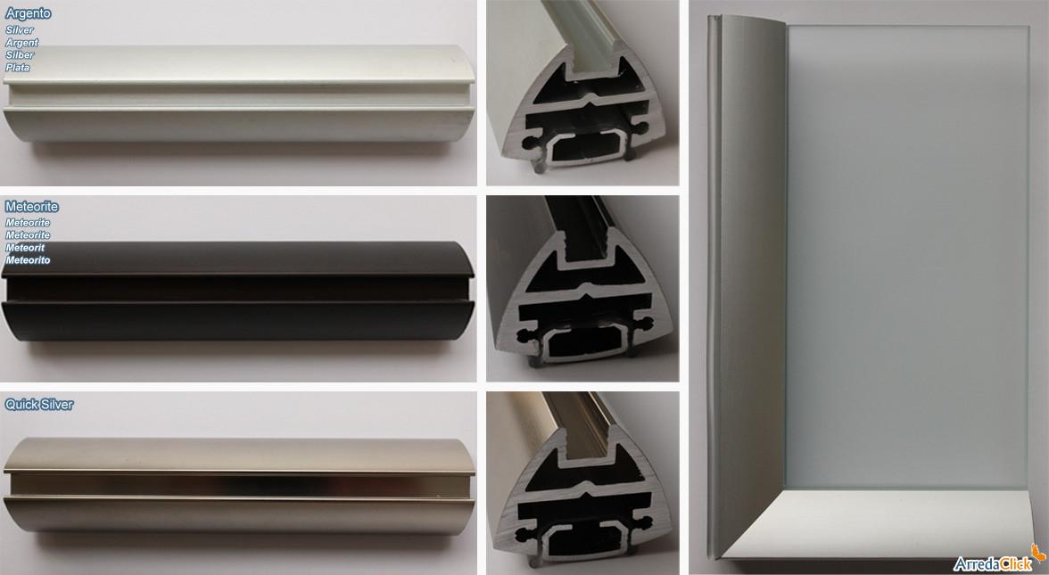 asr campionario materiali porte metallo arredaclick. Black Bedroom Furniture Sets. Home Design Ideas
