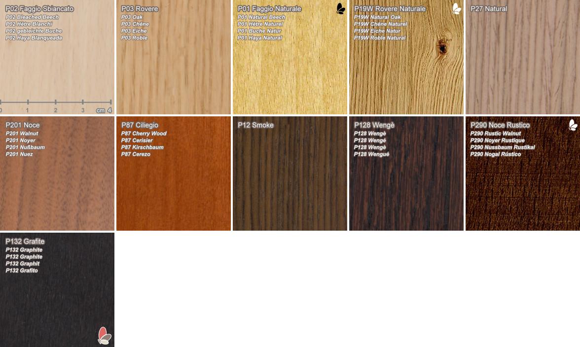 Cg campionario materiali legno arredaclick