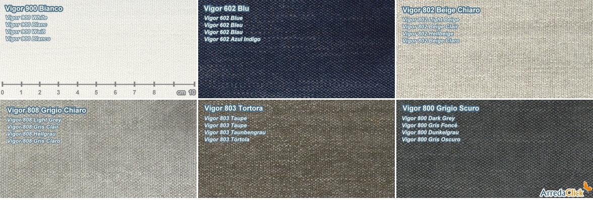 FLS - Campionario Materiali - Tessuto Cat.Vip - ARREDACLICK