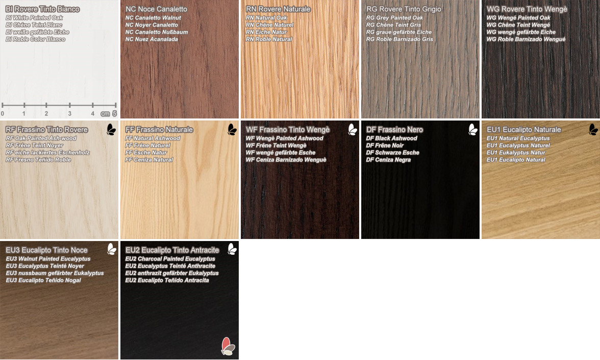 Sov material samples wood arredaclick