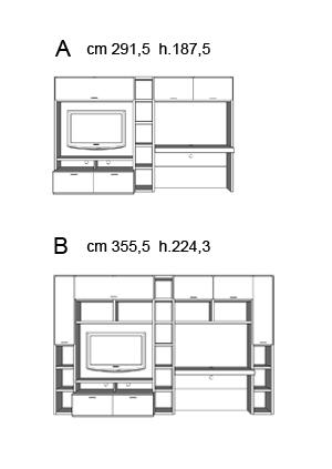 Soggiorni Dwg ~ Il meglio del design degli interni