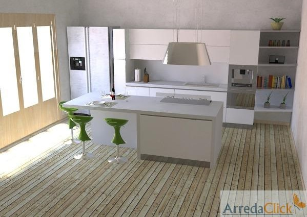 Beautiful Progettare Cucina In 3d Gallery - Skilifts.us - skilifts.us