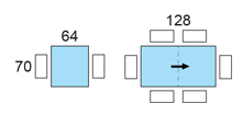 Table Seats Scheme