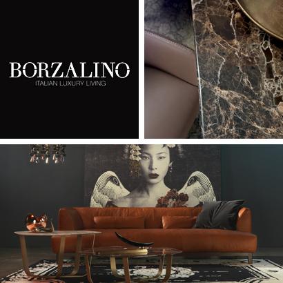 Borzalino, arredi di lusso italiani