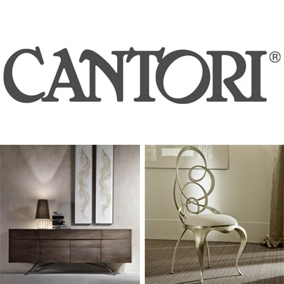 Cantori: classic and classy contemporary furniture