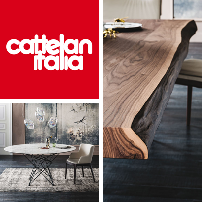 Cattelan: arredamento moderno contemporaneo
