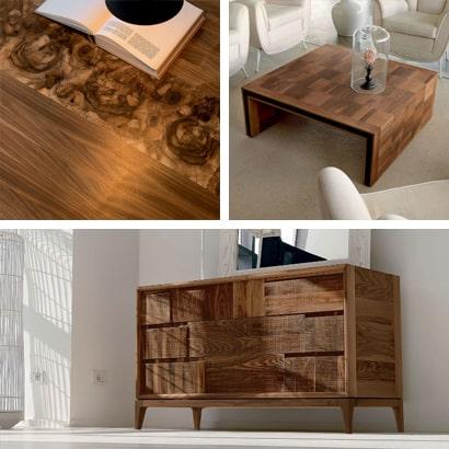 Mobili in legno alta qualità