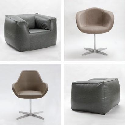 Hersteller von Designer Sesseln und Stuhlsesseln