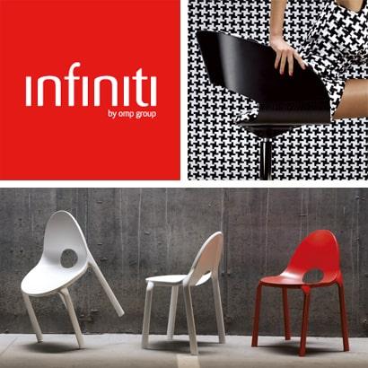 Sedie di design Infiniti