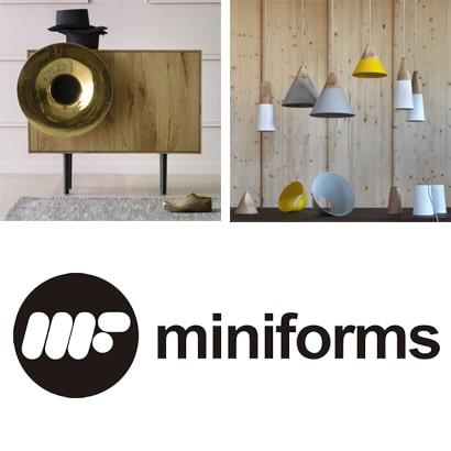 Arredamento di design in legno Miniforms