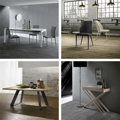 Dining tables, kitchen tables, extending tables and chairs