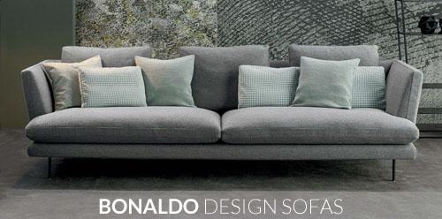 Bonaldo design sofas