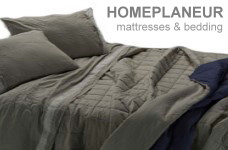 Find out HomePlaneur collection of Mattresses & Bedding
