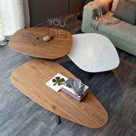 Arredamento salotto arredaclick for Tavolini legno salotto
