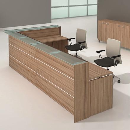 Arredamento e mobili per ufficio arredaclick for Mobili per reception