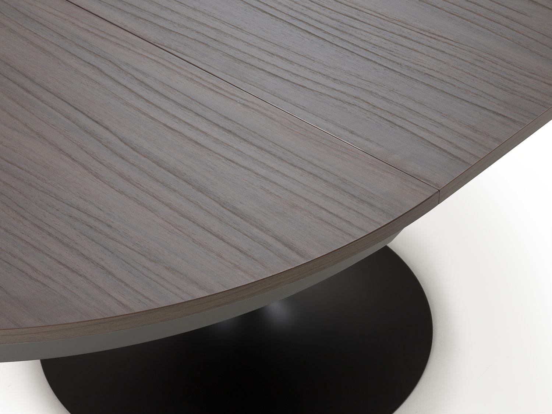 Tavolo rotondo allungabile elio arredaclick