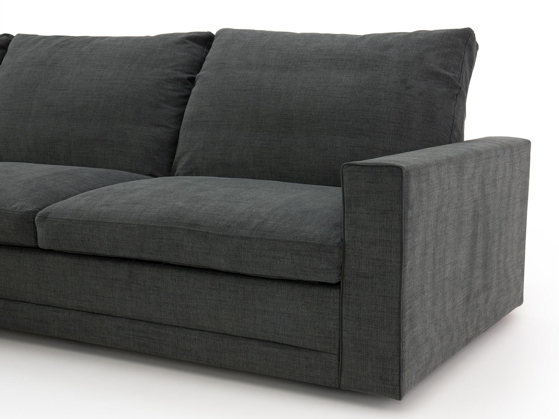 Divano Letto Compatto.Noah Comfortable Slim Sofa Bed Diotti Com