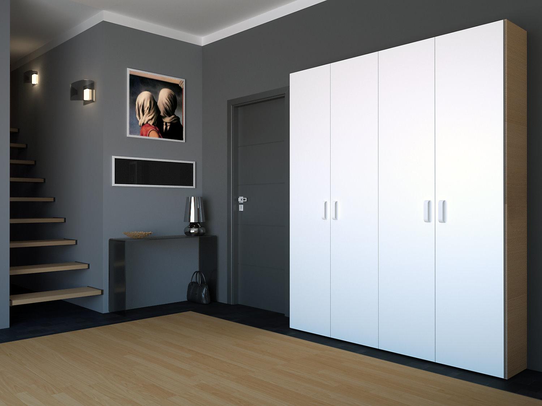 Ikea Armadio Ante Scorrevoli Profondita 40 Cm.Armadio Battente Profondita 35 Tilt Diotti Com