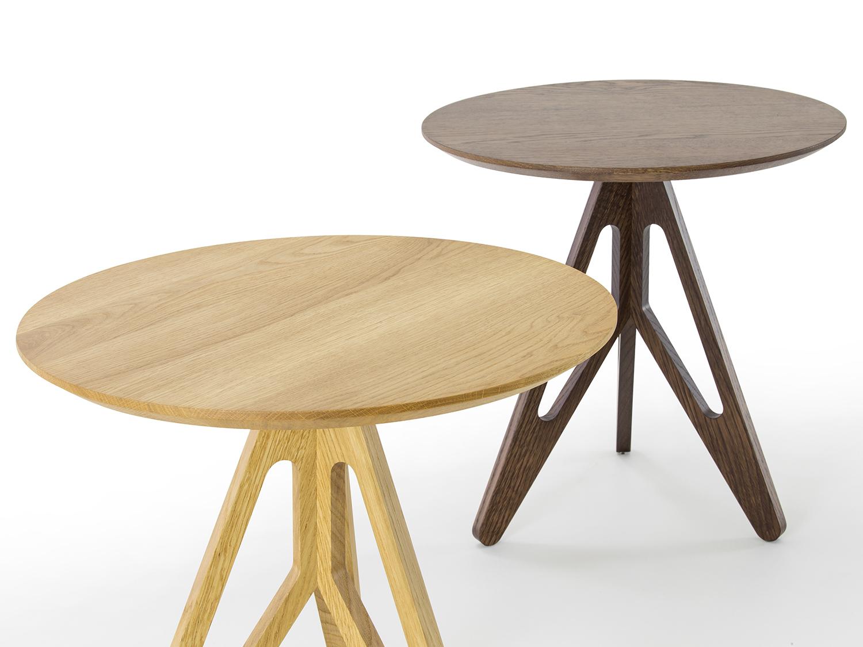 Tavolino in legno laccato company arredaclick