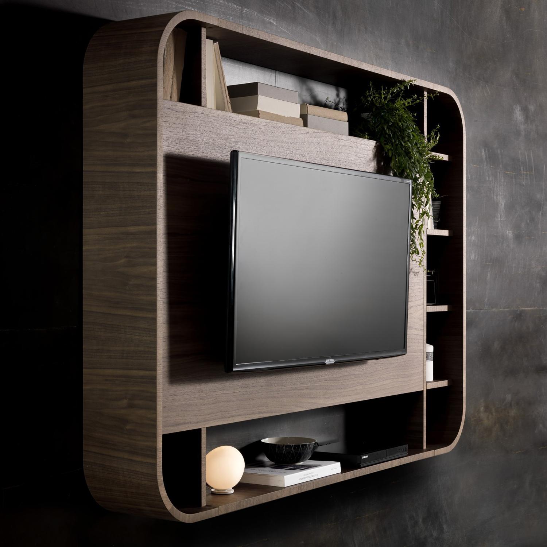 Porta Tv Parete.Vision