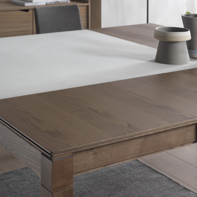 Tavolo Allargabile E Allungabile.Plurimo Table Extending In Width And Length Diotti Com