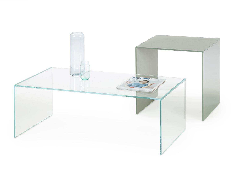Tavolino Ponte Vetro.Multiglass Tavolino