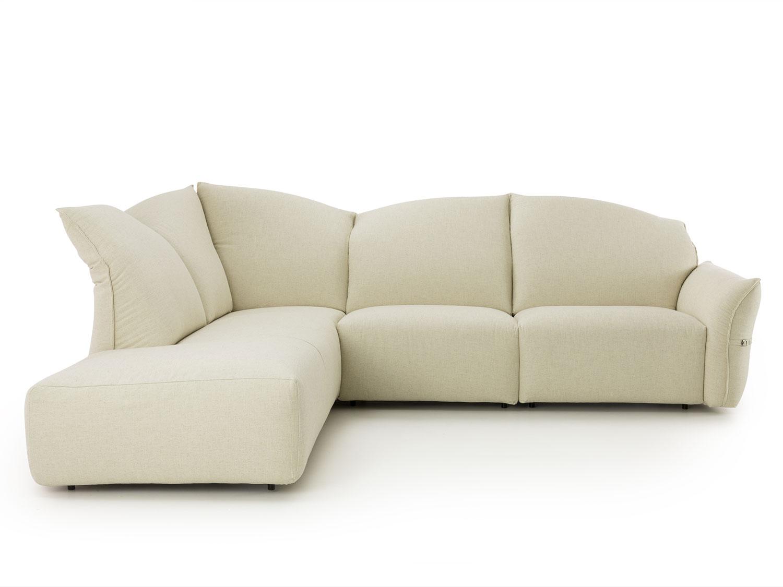 Divani E Relax Canaro.Newark Sofa With Legs Relax Mechanism Diotti Com