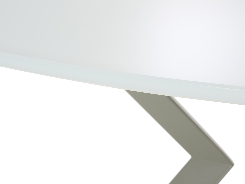 Tavolo rotondo allungabile in vetro kyle round arredaclick