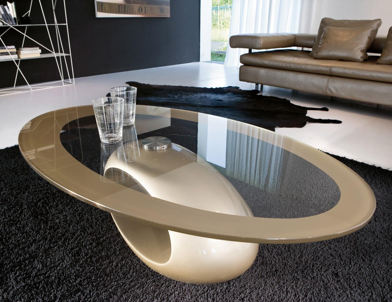 Tavolino con base scultorea dubai arredaclick