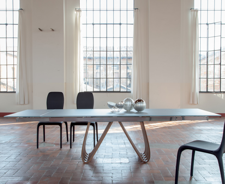 Tavolo allungabile di design arpa arredaclick
