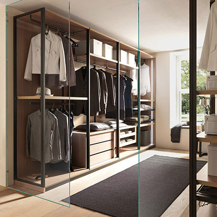 Cabine armadio componibili e su misura arredaclick - Ante cabina armadio ...
