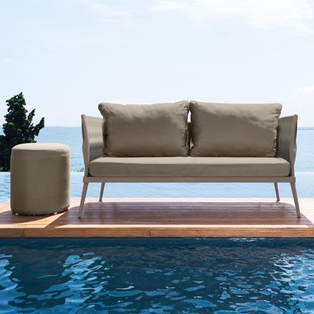Divani rotondi da giardino idee per il design della casa - Ikea divani giardino ...