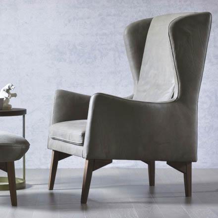Arredamento salotto arredaclick for Poltrone moderne design