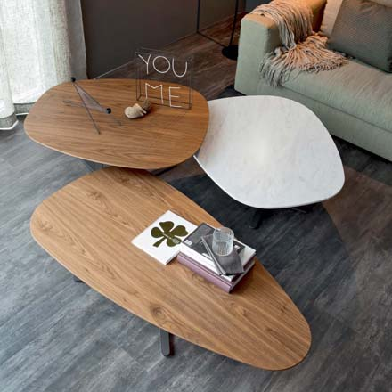 Arredamento salotto arredaclick for Tavolini trasparenti da salotto