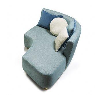 baia luxus modul sofa mitten im raum arredaclick. Black Bedroom Furniture Sets. Home Design Ideas