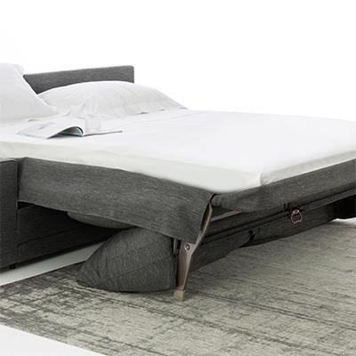 canap convertible pour petit espace noah arredaclick. Black Bedroom Furniture Sets. Home Design Ideas