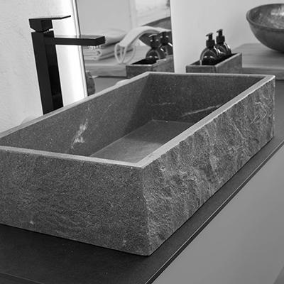 n67 atlantic badm bel aus holz mit aufsatzwaschbecken arredaclick. Black Bedroom Furniture Sets. Home Design Ideas