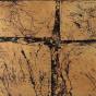 laccato 4F foglia oro vintage - +380,10€