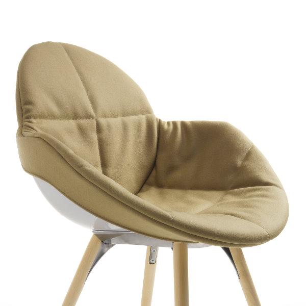 Sedia in policarbonato Cookie di Infiniti Design - ARREDACLICK