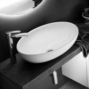 Cassetto sottolavabo sospeso da bagno n16 atlantic for Lavabo softly