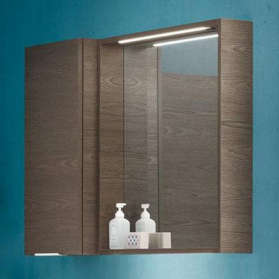 n32 atlantic eckiges waschk che m bel mit integriertem waschbecken arredaclick. Black Bedroom Furniture Sets. Home Design Ideas